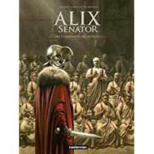 Alix Senator, Tome 3 : la Conjuration des Rapaces