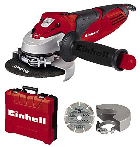 Einhell Meuleuse d'angle TE-AG 125/750 Kit (750 W,...
