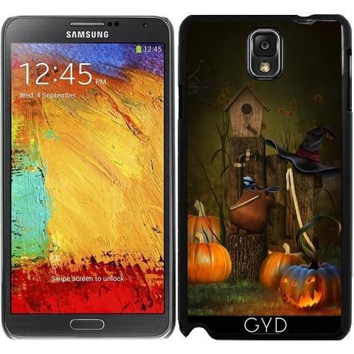 Galaxy Note 3 (GT-N9500) - Halloween 15-2 Hexe Kürbis by Illu-Pic.-A.T.Art ()