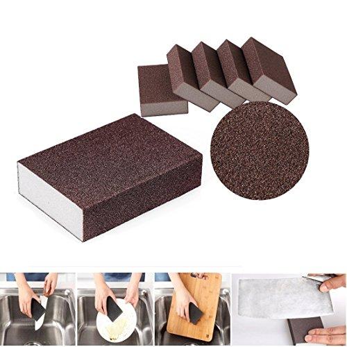 Gemini _ Mall® 6pcs Nano Magic Radiergummi Reinigung Scrub Schwamm entfernen hartnäckige Flecken und Mark Reiniger für Chemikalien