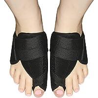 2 Stück Bunion Corrector - Velcro Night Splint für Hallux Valgus Foot Pain Relief - Hallux Valgus Concealer für... preisvergleich bei billige-tabletten.eu