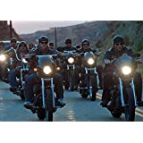 Sons of Anarchy Moto Convoy Póster, A0(1189X841MM)