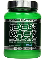 Scitec Nutrition Whey Isolate Vanille, 1er Pack (1 x 700 g)