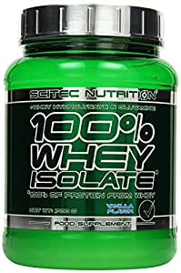 Scitec Nutrition Whey Isolate, Vanille, 1er Pack (1 x 700 g)