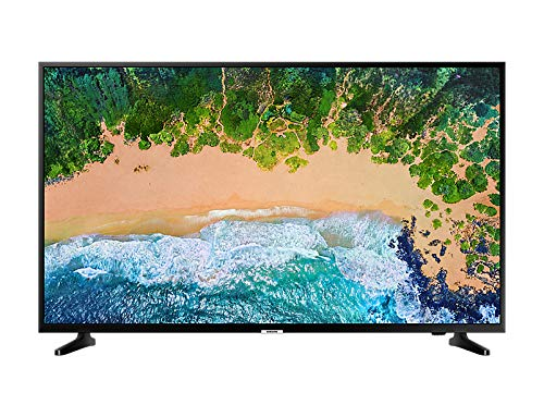 Samsung UE65NU7090UXZT Smart TV UHD, DVB-T2CS2, LED Seria 7 con Sistema HDR powered by HDR10, Display da 65 Pollici, Risoluzione 3840 × 2160, Clean Cable, Nero (Glossy Black)