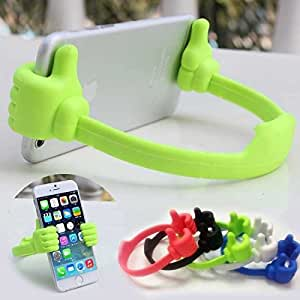 Link Plus Ok Mobile Stand For Micromax Bolt Selfie Assorted Color