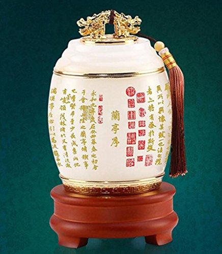 mestieri Bicchiere lattine di tè Decorazione Creativo