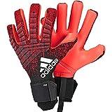 adidas Herren Predator Pro Torwarthandschuhe, Active Black/Solar Red, 7