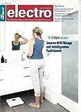 CE Markt Electro 3 2018 Fitbit Aria 2 Smarte WiFi Waage Zeitschrift Magazin Einzelheft Heft Consumer Electronics