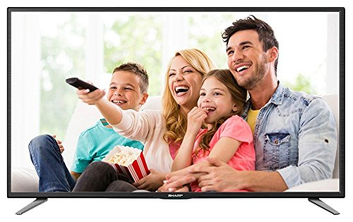 Sharp LC-43CFF5111K 43 -inch LCD 1080 pixels 50 Hz TV