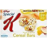 Bars Special K Peach & Abricot (5x23g) de Kellogg - Paquet de 2