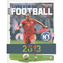Livre d'or du football 2013