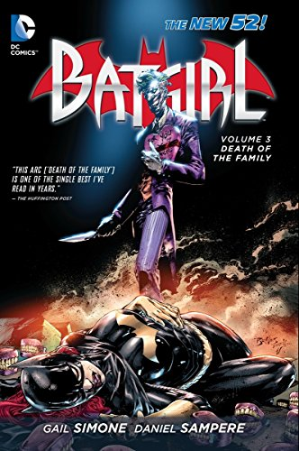 Batgirl Volume 3: Death of the Family TP (The New 52)