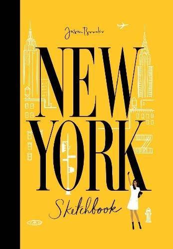 New York Sketchbook par Jason Brooks