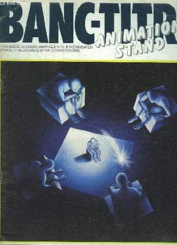 BANC - TITRE N° 46 DECEMBRE 1984. SOMMA...