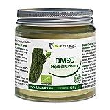 Biotraxx DMSO (Dimethylsulfoxid) Herbal Creme XL 120g Höchste Qualität Hergestellt in Deutschland