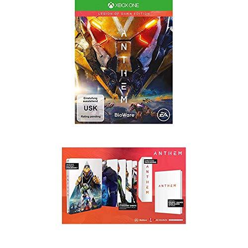 Anthem - Legion of Dawn Edition inkl. Prima Games Pack - [Xbox One]