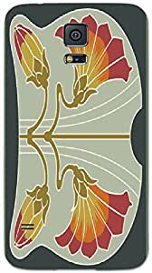 Timpax protective Armor Hard Bumper Back Case Cover. Multicolor printed on 3 Dimensional case with latest & finest graphic design art. Compatible with only Samsung Galaxy S-5. Design No :TDZ-21014
