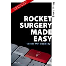 Rocket surgery made easy: verder met usability
