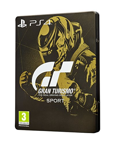Gran Turismo Sport - Steelbook Special Edition - PlayStation 4