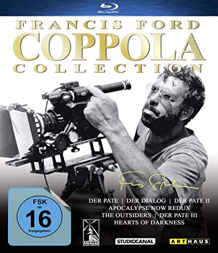 Francis Ford Coppola Collection [Blu-ray] (Tom Cruise Collection Blu-ray)