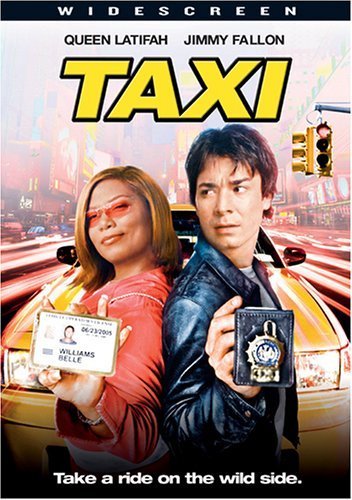 Taxi (Widescreen Edition) by Queen Latifah (Queen Dvd Latifah)