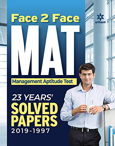 Face To Face MAT With 23 Years Solved Papers 2020