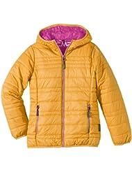 CMP - F.lli Campagnolo Primaloftjacke - Cortavientos para niña, color naranja, talla 14 años (162 cm)