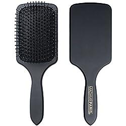 MadameParis - Cepillo Plano - Cepillo Plano de Alta gama - Cepillo de Pala - Cepillo de Peluquería - Cepillo Profesional