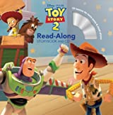 Toy Story 2 Read-Along Storybook and CD by Disney Book Group (2010-05-04)