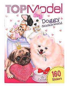 TOP MODEL Stickerworld TOPModel Doggy (0010294), multicolor (DEPESCHE 1)