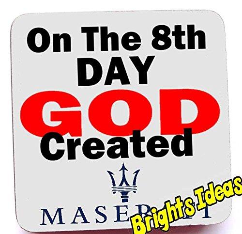 on-the-8th-day-god-created-maserati-coaster-coffee-tea-mug-from-our-coasters-range-a-unique-fathers-