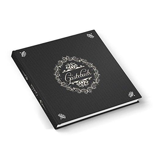 grau (Hardcover 21x21 cm, Blankoseiten): Ideal für jedes Fest und eine tolle Erinnerung! ()