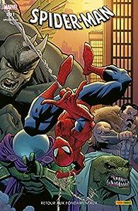 Spider-Man  nº1 par David Williams