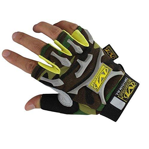 Outdoor-Sport-und Fitness-Halbfingerhandschuhe männliche Bergsteiger feste Handschuhe Handschuhe Sport-Handschuhe taktische Ausbildung...