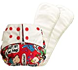 Superbottoms Reusable Cloth Diaper - Cov...