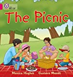 The Picnic: Band 01A/Pink A (Collins Big Cat)