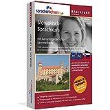 Slowakisch-Basiskurs mit Langzeitgedächtnis-Lernmethode von Sprachenlernen24.de: Lernstufen A1 + A2. Slowakisch lernen für Anfänger. Sprachkurs PC CD-ROM für Windows 8,7,Vista,XP / Linux / Mac OS X