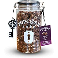 Popcorn Shed Gourmet Popcorn Gifting Jar 1.5L   Choose Your Flavour (Pop N Choc)