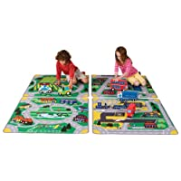 Kit For Kids Town and Country Road Carpets Set