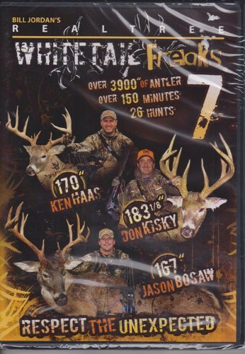 realtree-whitetail-freaks-7-deer-hunting-dvd-new-whitetails-with-don-kisky