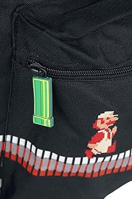Nintendo Mario Jeu Vidéo classique unisexe sac à dos Casual Sac à dos réversible