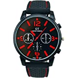 Watch,Fortan Men Fashion Stainless Steel Sport Cool Quartz Hours Wrist Analog Watch