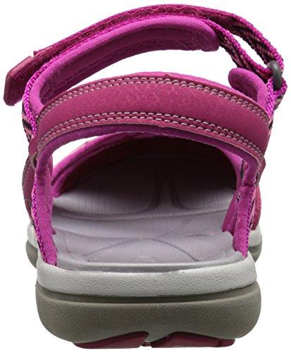 Keen Sage Ankle Women's Sandal De Marche - SS16 sangria/very berry