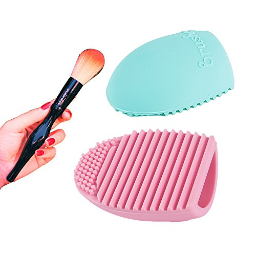 cleaning-makeup-washing-yilon-cosmetic-makeup-brush-finger-glove-silicone-scrubber-board-hand-cleani