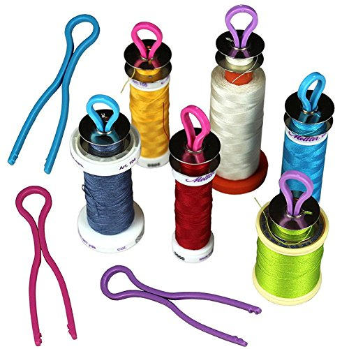 TAOtTAO 10/20/pezzi di bobina Keep your Bobbin fili in contatto con il tuo rocchetti di filo, A, 4.5 * 6cm (reduced state)
