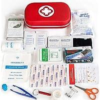 Womdee 44Pcs Erste-Hilfe-Kits Reißverschlusstasche-Waterproof Emergency Survival Kit, Haus, Büro, Schule, Reisen... preisvergleich bei billige-tabletten.eu