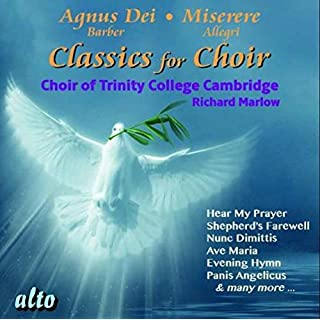 Agnus Dei / Miserere - Classics for Choir