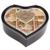 Best GENERIC Jewelry Boxes - RK Gifts Heart shaped jewellery music box Review