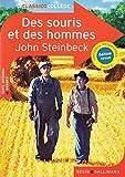 Telecharger Livres Des souris et des hommes (PDF,EPUB,MOBI) gratuits en Francaise